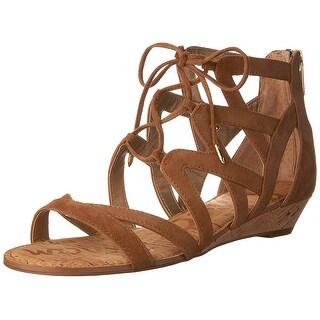 Sam Edelman Women's Dawson Wedge Sandal - 5