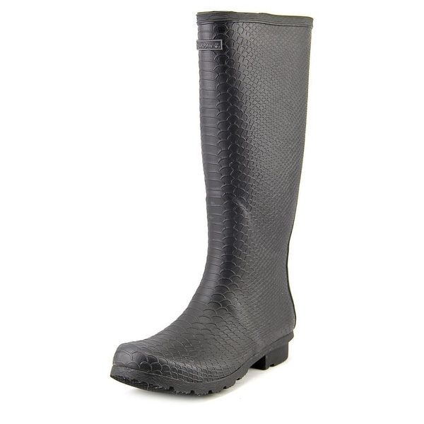 Bearpaw Constance Women Round Toe Leather Rain Boot