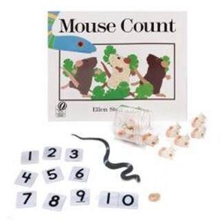 Primary Concepts PC-1507 Mouse Count 3D Storybook