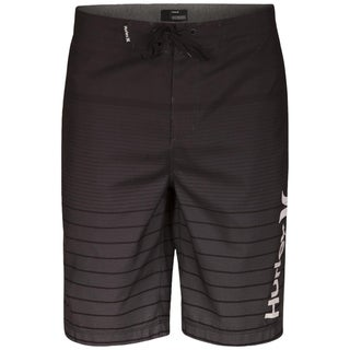 Hurley Mens Ombre Stripes Board Shorts - 34
