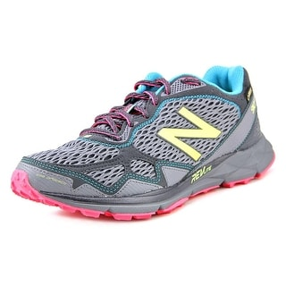 New Balance WT910 Round Toe Synthetic Trail Running