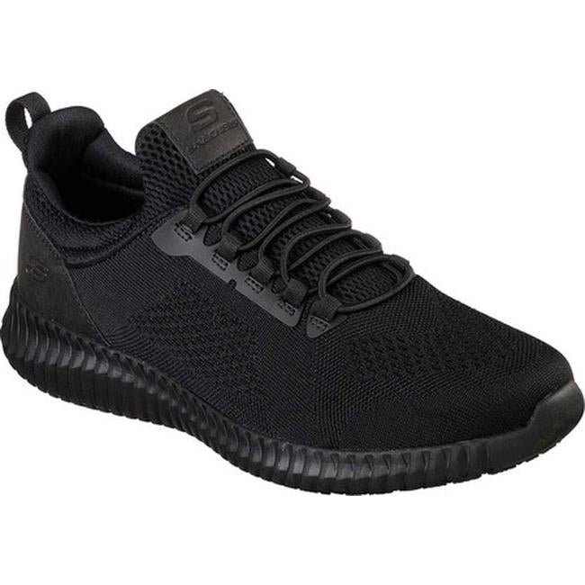 Men's Skechers Work Relaxed Fit Cessnock Slip Resistant Shoe