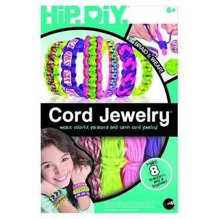 HIP DYI Cord Jewelry Kit