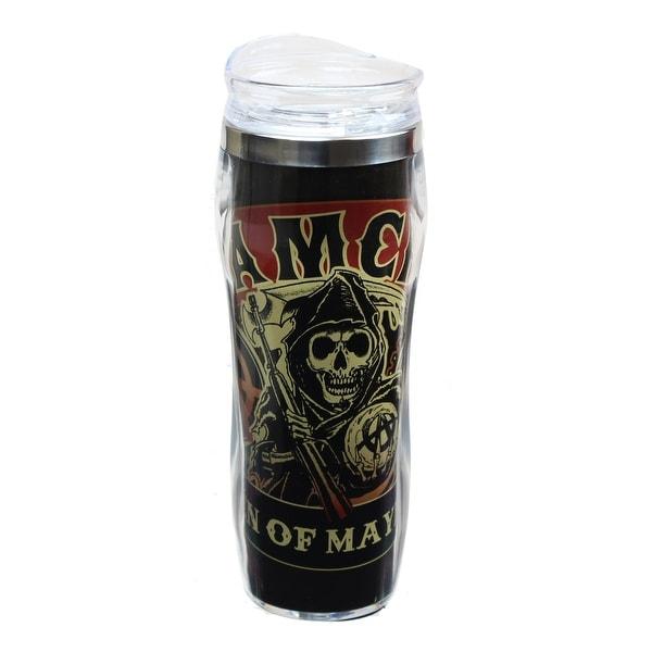 Sons of Anarchy SAMCRO 16oz Travel Mug - Multi