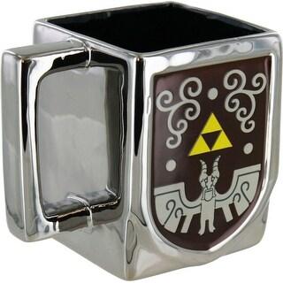 Legend of Zelda Wind Waker Hero's Shield Mug