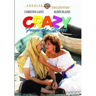 Crazy from the Heart DVD