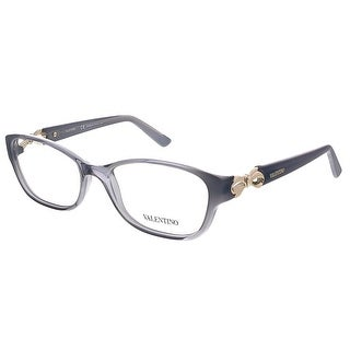 Valentino V2621 037 Gradient Grey Rectangular Valentino Eyewear