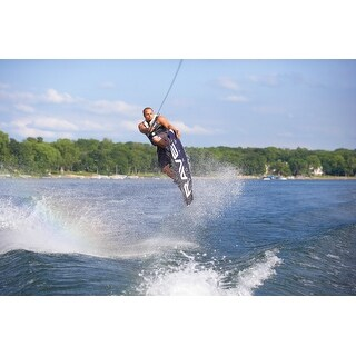 Rave Sports Lyric Wakeboard with Advantage Boots