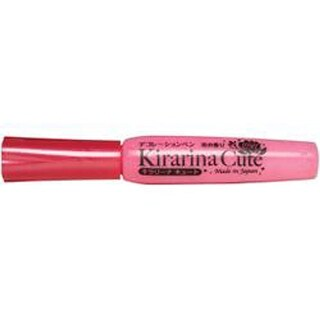 Kira-Kira Pink - Kirarina Cute Scented Pen