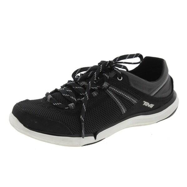 Teva Womens Evo Water Shoes Mesh Lace Up - 9 medium (b,m)