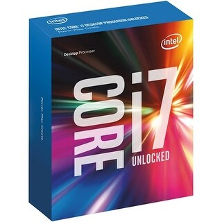 Intel Core i7-6700K Quad Core 4.2GHz Desktop Processor Processors