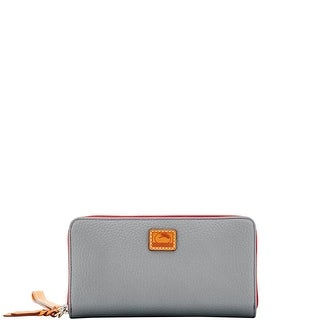 Dooney & Bourke Patterson Leather Large Zip Around Wristlet (Introduced by Dooney & Bourke at $138 in Jul 2017)