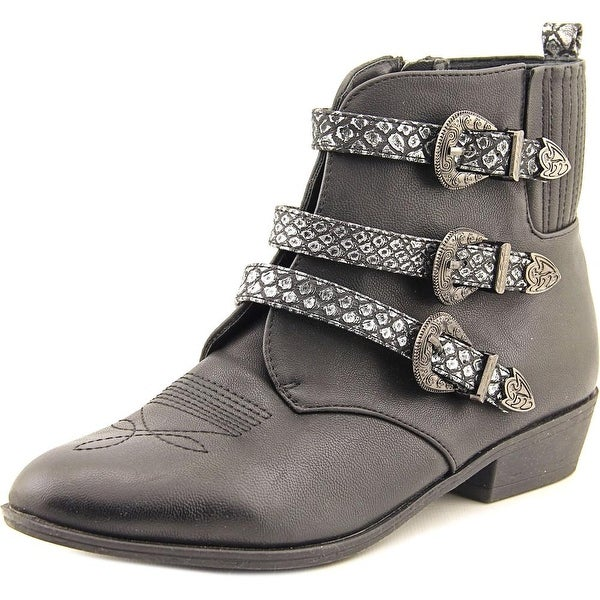 Corkys Bombshell Women Pointed Toe Synthetic Western Boot