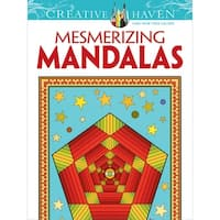 Dover Publications-Creative Haven: Mesmerizing Mandalas