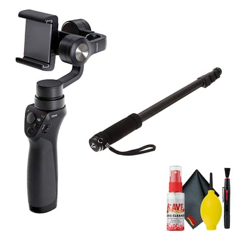 DJI Osmo Mobile Gimbal - Cleaning Kit - Monopod 70 inch