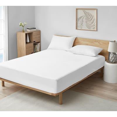 Anti-Bed Bug Mattress Encasement - White