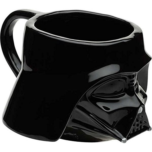Star Wars Darth Vader Sculpted Ceramic Mug - Multi
