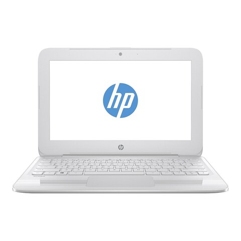 HP Stream Laptop PC 11-Y012NR 4GB RAM, 32GB eMMC, Snow White