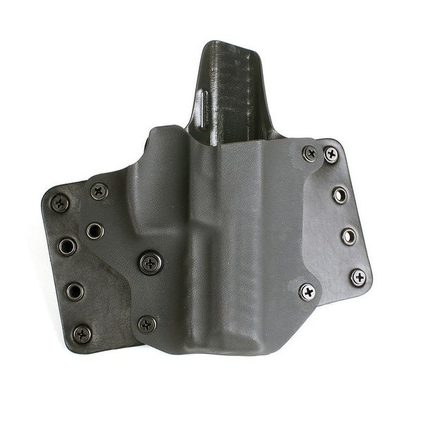 Blackpoint Tactical Leather Wing Holster For H&K VP9