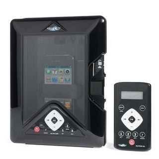 Aquatic AV Bluetooth & USB Waterproof Marine Stereo Media Locker