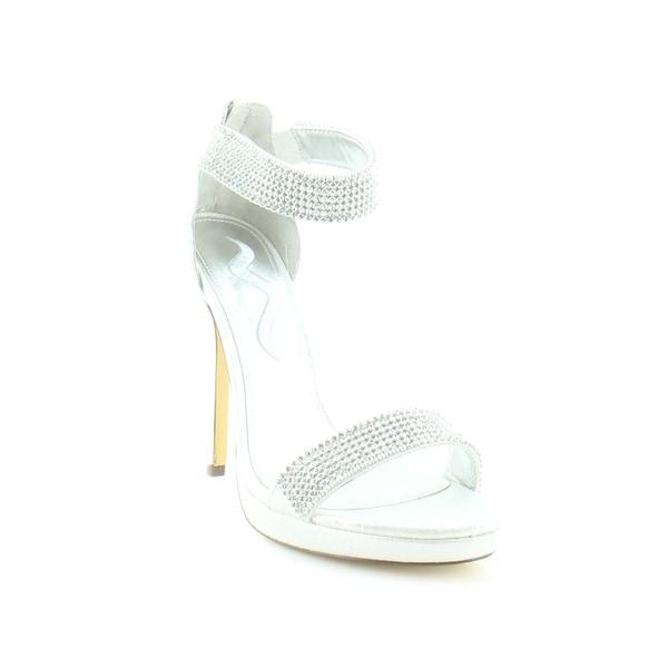 Nina CARMEN Women's Heels Silver