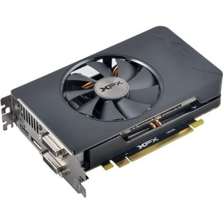 XFX R7360P2SF5 XFX Radeon R7 360 Graphic Card - 1.05 GHz Core - 2 GB GDDR5 - PCI Express 3.0 - Dual Slot Space Required - 128
