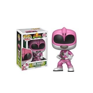 Funko POP TV Power Rangers - Pink Ranger - Multi