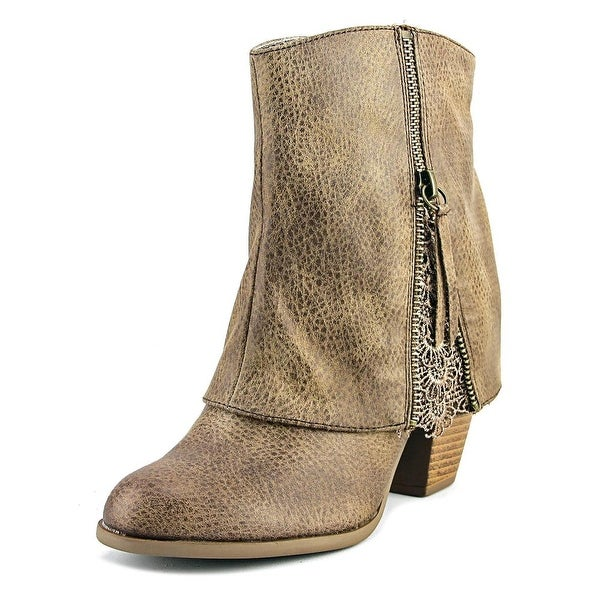 Not Rated Summer Women Round Toe Synthetic Ankle Boot