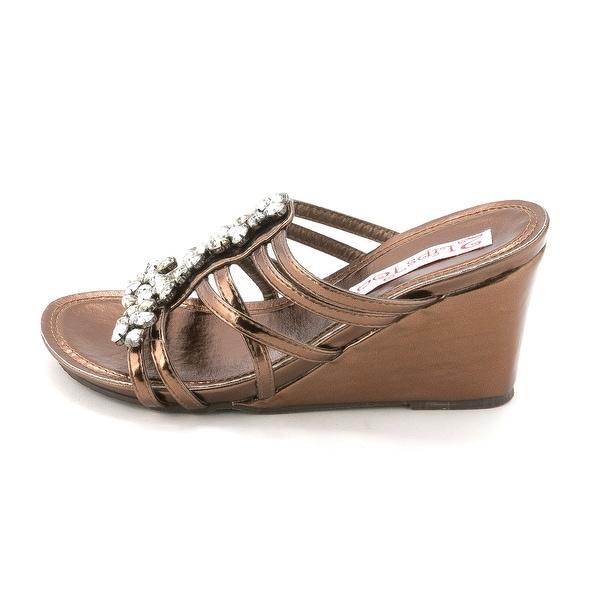 2 Lips Too Womens TOO SIRIS Open Toe Casual Slide Sandals