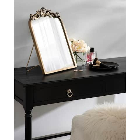 Kate and Laurel Arendahl Tabletop Arch Mirror - 12x18
