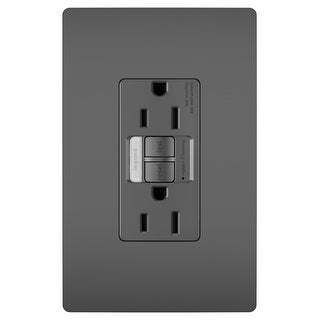 Legrand 1597NTLTR Radiant GFCI Wall Outlet