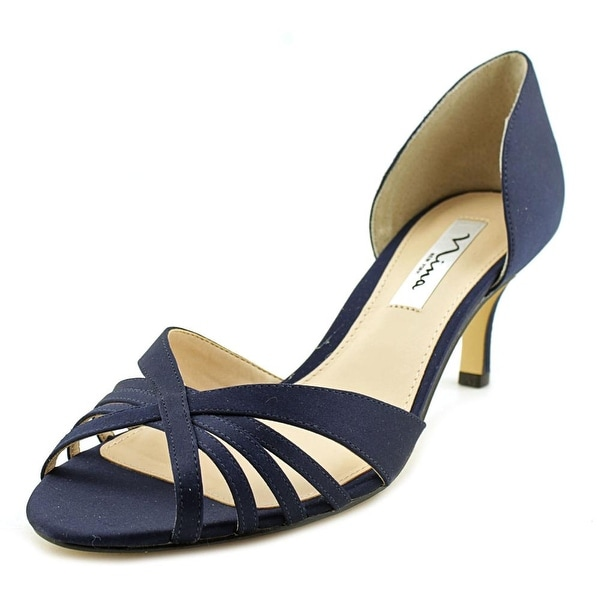 Nina Coella Women New Navy Pumps