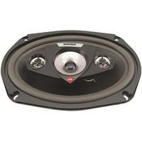 Matrix Audio RSX690 6 in. x 9 in. 4-Way Speakers - Pair