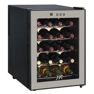 Sunpentown WC-20TL Wine Cooler - Black