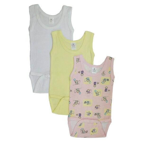 Bambini Girls' Printed Tank Top - Size - Medium - Girl