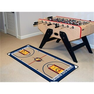 Fanmats 9487 NBA - Golden State Warriors NBA Court Runner