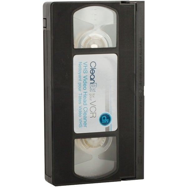 Digital Innovations 6012800 Cleandr(R) Vhs Video Head Cleaning Kit
