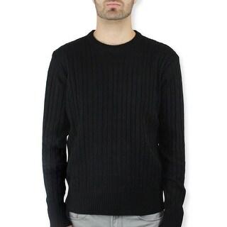 Cable Crew Neck Sweater (SW-333)