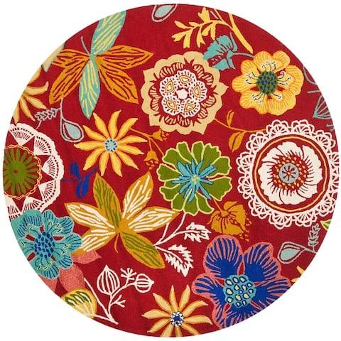 Safavieh Handmade Four Seasons Tisha Floral Rug