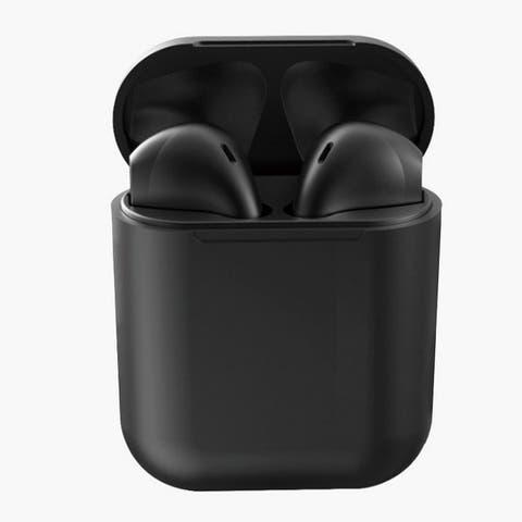 inpods 12 TWS Wireless Bluetooth V5.0 Touch Earphone Stereo Hands-free Headphone with 300mAh Charge Box For iPhone