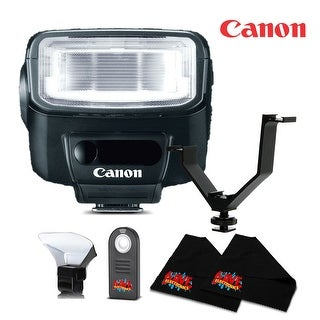 Canon Speedlite 270EX II Intl Model Accessory Kit