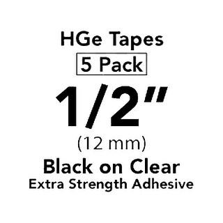 Brother Adhesive Label Tape HGES1315PK Adhesive Label Tape