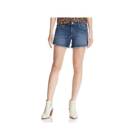 Joe's Jeans Womens Ozzie Cutoff Shorts Destroyed Denim - 26