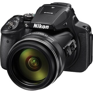Nikon COOLPIX P900 Digital Camera (Open Box)