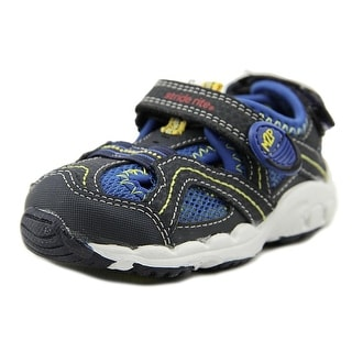 Stride Rite M2P Baby Soni Round Toe Canvas Walking Shoe