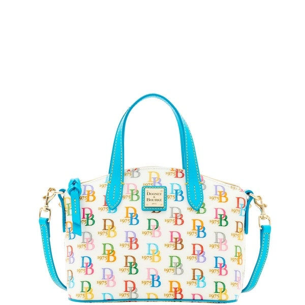Dooney & Bourke DB75 Multi Ruby (Introduced by Dooney & Bourke at $158 in Jan 2016) - White