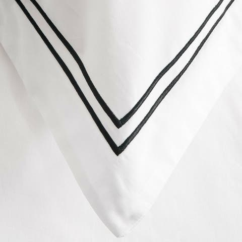 100% Premium Cotton Embroidered 3 Piece Duvet Set