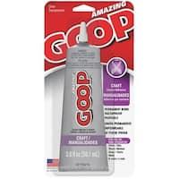 Eclectic Prod. 2Oz Craft Goop Glue 190511 Unit: CARD