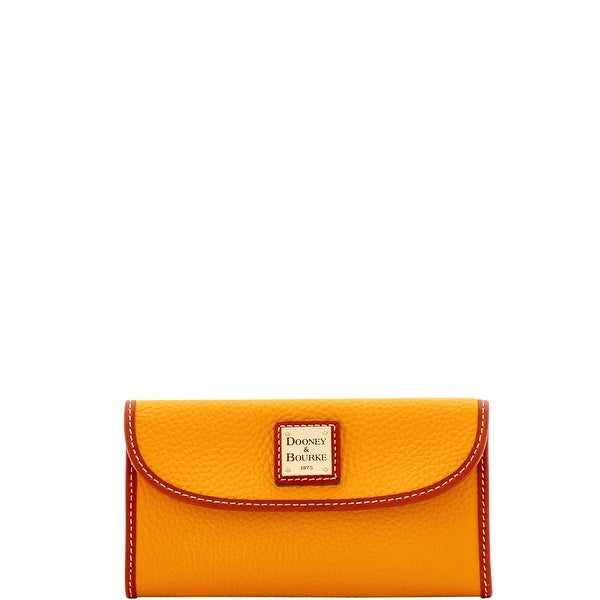 Dooney & Bourke Pebble Grain Continental Clutch (Introduced by Dooney & Bourke at $128 in Sep 2017)