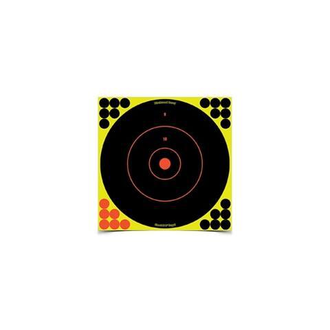 Birchwood casey 34022 b/c sht-n-c rnd bullseye tgt 12-12